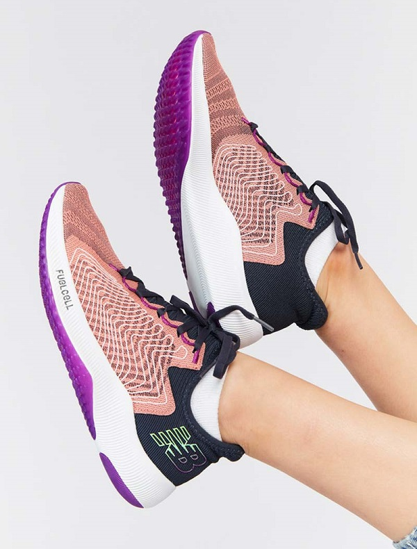 Giày Sneaker Nữ New Balance FuelCell Rebel